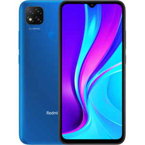 Смартфон Xiaomi Redmi 9C 2/32 Gb Twilight Blue, NFC