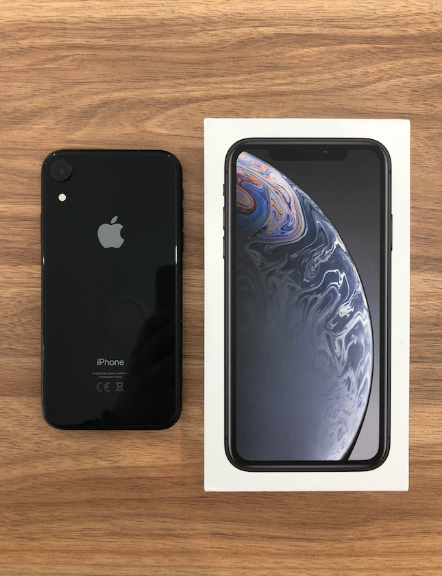 Trade-In iPhone XR 128 Black