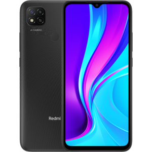 Смартфон Xiaomi Redmi 9C 2/32 Gb Midnight Gray, NFC