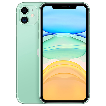Apple iPhone 11 128Gb Green, зеленый