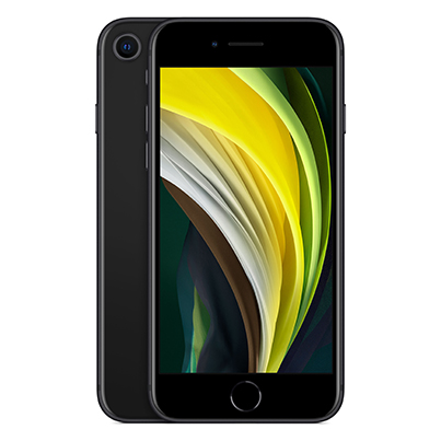 Apple iPhone SE (2020) 64Gb Black, черный