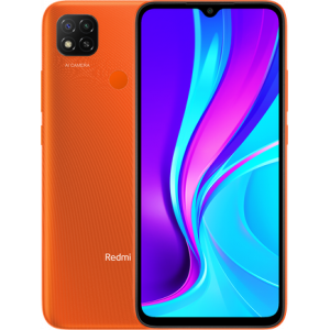 Смартфон Xiaomi Redmi 9C 2/32 Gb Sunrise Orange, NFC