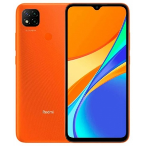 Xiaomi Redmi 9C 3/64Gb Sunrise Orange, NFC