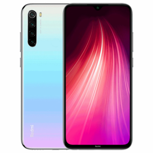 Смартфон Xiaomi Redmi Note 8 4/64Gb White (Белый)