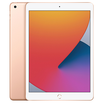 Apple iPad (2020) 128Gb Wi-Fi+Cellular Gold