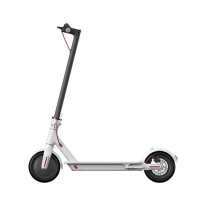Электросамокат Xiaomi Mijia Electric Scooter 1S, Белый