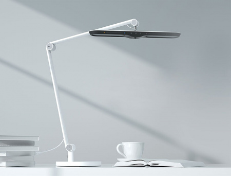 Настольная лампа Xiaomi Yeelight LED Light-sensitive desk lamp V1 Pro (Clamping version) (YLTD13YL) White