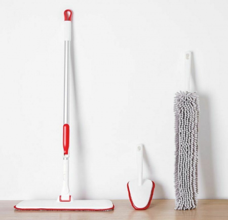 Комплект 3 в 1 для уборки Xiaomi Appropriate Cleaning Household Cleaning Small Kit